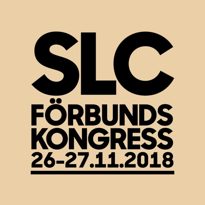 SLC - Kongress 2018 Logo Webb