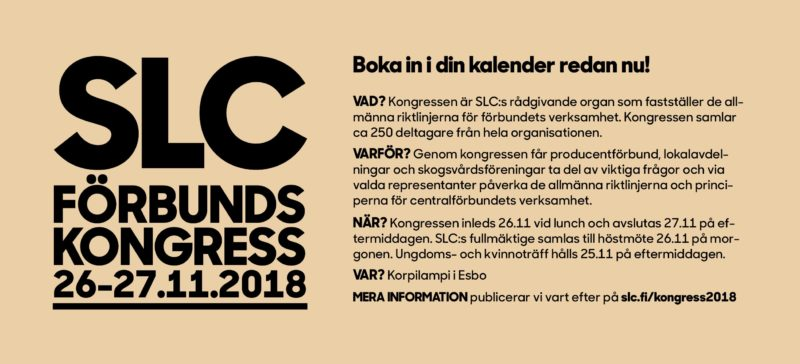 SLC - Kongress 2018 Savethedate Webb