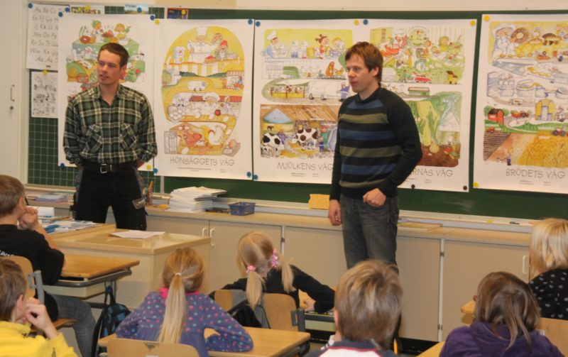 SLC - Bonde I Skola 2012