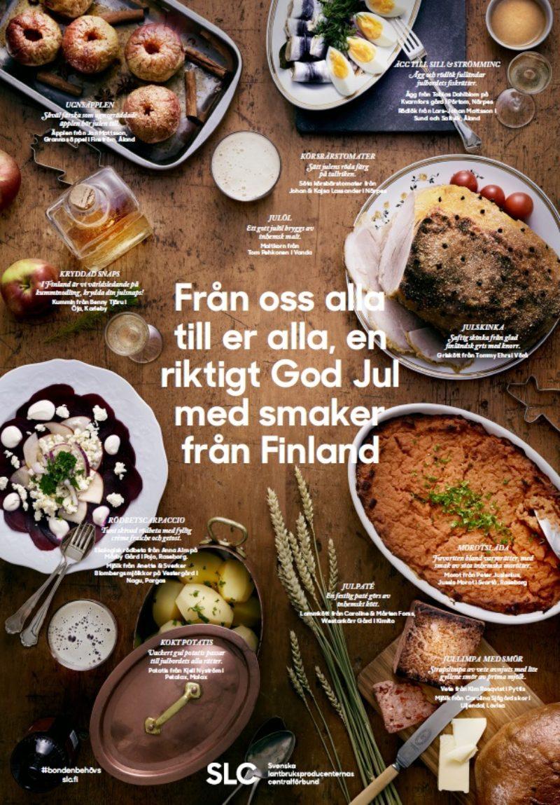 SLC - Smaker Fran Finland Annons Helsida Final