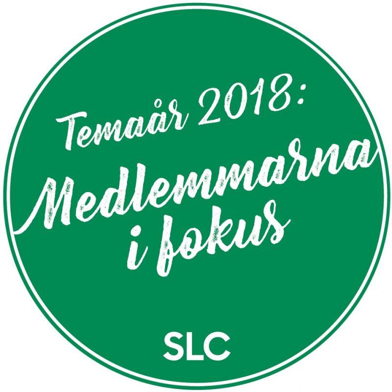 SLC - Medlemstemaar 2018 Logo