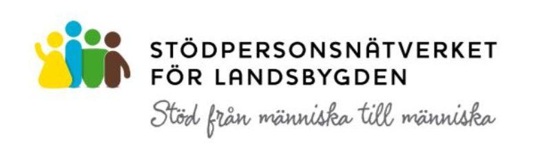 SLC - Landsbygdens Stodpersonnatverk Logo