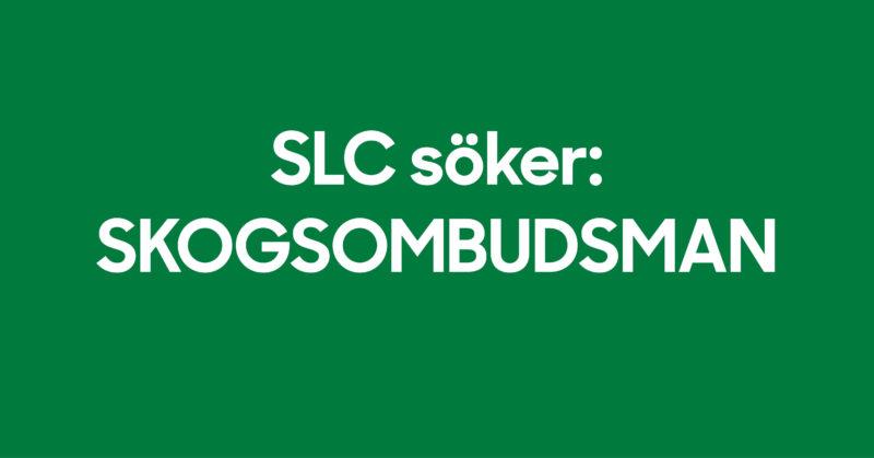 SLC - Slc Soker Skogsombudsman Fb