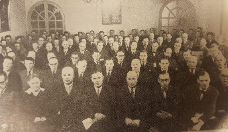 SLC - Slcs Organisationsdagar 1952