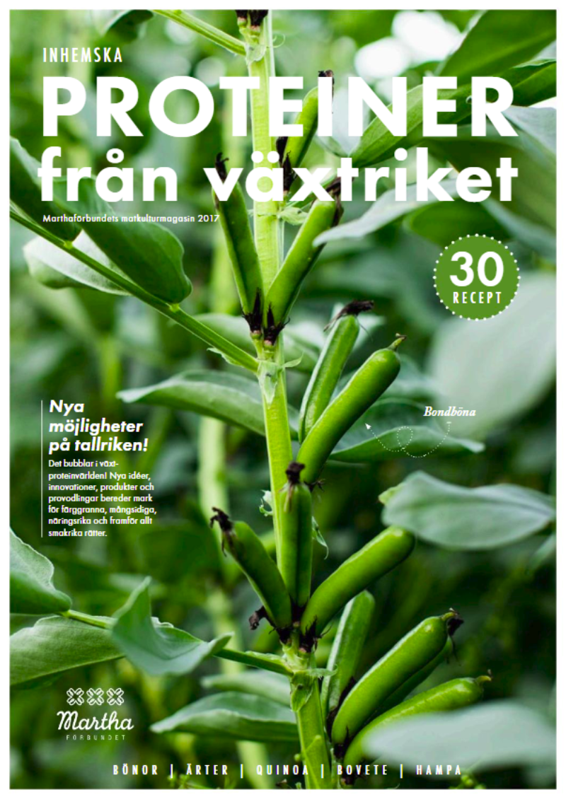 SLC - Proteinvaxter Matkulturmagasin Parm
